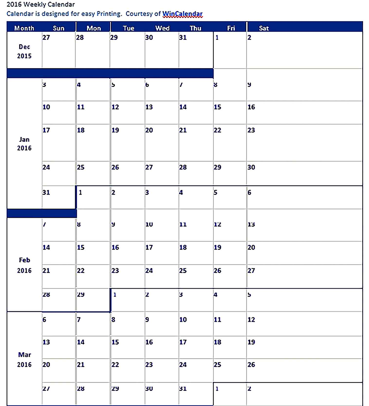 Template Blank Monthly Work Schedule Format Sample